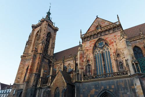 Collégial Saint-Martin à Colmar