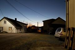Morning (Beathe) Tags: sando home morning neighbours sky gradient img8718 winter
