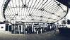 Blaak (tropeone) Tags: rotterdam blaak train station netherlands europe holland summer architecture blackwhite city