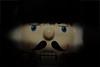 Nut Cracker (Rob Johnstone) Tags: nut cracker nutcracker decoration soldier sinister scary fear nightmare eyes