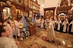 022. Nativity of the Lord at Lavra / Рождество Христово в Лавре 07.01.2017