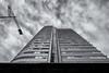 clouded house (>>nicole>>) Tags: architecture architektur clouds fosterpartners himmel hochhaus kopvanzuid lantern laterne nederland netherlands niederlande rotterdam sky skyscraper südholland wilhelminapier wolken worldportcenter zuidholland