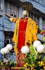 San Andres, el patron de ciudad de Manila (Fritz, MD) Tags: intramurosgrandmarianprocession2016 igmp2016 igmp intramuros intramurosmanila manila marianprocession grandmarianprocession marianevents cityofmanila procession prusisyon intramurosgrandmarianprocession sanandres saintandrew