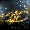 free vector Happy new Year 2017 Gold Lighting  Background (cgvector) Tags: 2017 background badge ball banner black card celebration christmas color congratulation curl decoration deer design elegant emblem festive flourish glitter glow gold golden graphic greeting happynewyear holiday illustration luxury merry modern new poster reindeer ribbon season shimmer shine shiny sign sparkle swirl text tree trendy twinkle typographic typography vector wallpaper wishing xmas year