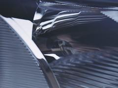 Glass and curves (Budoka Photography) Tags: creative closeup macro manualondigital canonllens canonfd50mmlf12 car