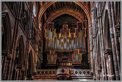 Órgano (salvador g de miguel) Tags: organo laalmudena madrid sgdemiguel pentaxk20d catedral españa