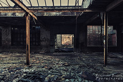Space to Work (forgottenbeautyphotography) Tags: ct connecticut newengland abandoned brass brassworks factory industrial metalwork urban urbandecay urbanexploration
