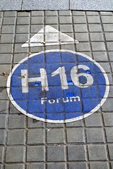 H16 FÒRUM PLAÇA URQUINAONA (Yeagov C) Tags: autobús barcelona catalunya fòrum h16 plaçaurquinaona plaçadurquinaona urquinaona 2016