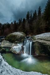 Les Marmites de Géants | St Germain de Joux (DB landscapephotographer) Tags: waterfall rhonealpes marmitesdegéants