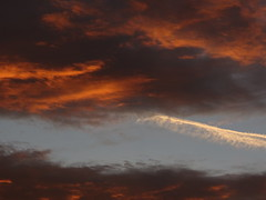 sky line (germancute) Tags: nature outdoor sky himmel wolken clouds