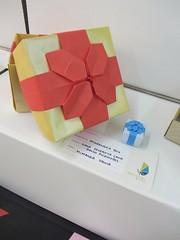 Hydrangea boxes (mimansaorigami) Tags: origami boxes hydrangea fujimoto dasaseverova symmetry gifts