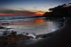Praia dos Olhos de água/Algarve (Zéza Lemos) Tags: portugal praia puestadelsol pordesol reflexos rochas reflections mar algarve água water areia anoitecer sunset sunny