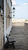 IMG_2082 (mazzottaalessandra) Tags: otranto seaside panchina contrast lampione canon mattina morning street viuzza urban