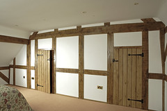 Venables project, Armitage House (VenablesOak) Tags: armitagehousevenables tudor oak oakframe joinery doors venables interiors house home country wood wooden hardwood timbered