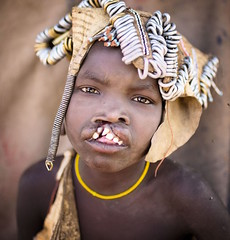 Etiopia (mokyphotography) Tags: etiopia mursi etnia ethnicity boy people persone portrait ritratto eyes occhi omovalley valledellomo