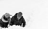 (Russo 86) Tags: bnw blackandwhite biancoenero laquila neve snow
