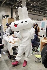 Mascot Character at Design Festa vol.44 (Design Festa) Tags: tokyo tokyobigsight designfesta designfestavol44 artfestival artevent artfair convention japaneseartfestival japaneseconvention japanese cosplay mascot character