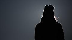 "Contro Luce (""Stròlic Furlàn"" - Davide Gabino) Tags: controluce highlight shadow ombra silhouette donna woman capelli hair dust polvere"