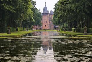De Haar Castle was founded in the 14th century
