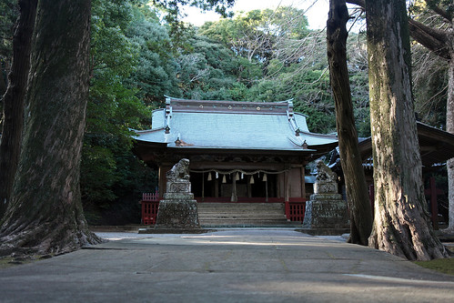 下立松原神社 Shimotatematsubara Shrine