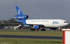 ORBIS Flying Eye Hospital MD-10 N330AU (birrlad) Tags: dublin dub international airport ireland aircraft aviation airplane airplanes arrival arriving approach landing landed runway cloud trijet orbis flying eye hospital orbis1 dubai wold central n330au mcdonnell douglas dc1030cf md1030f dc10 md10 tour rare classical realaircraft