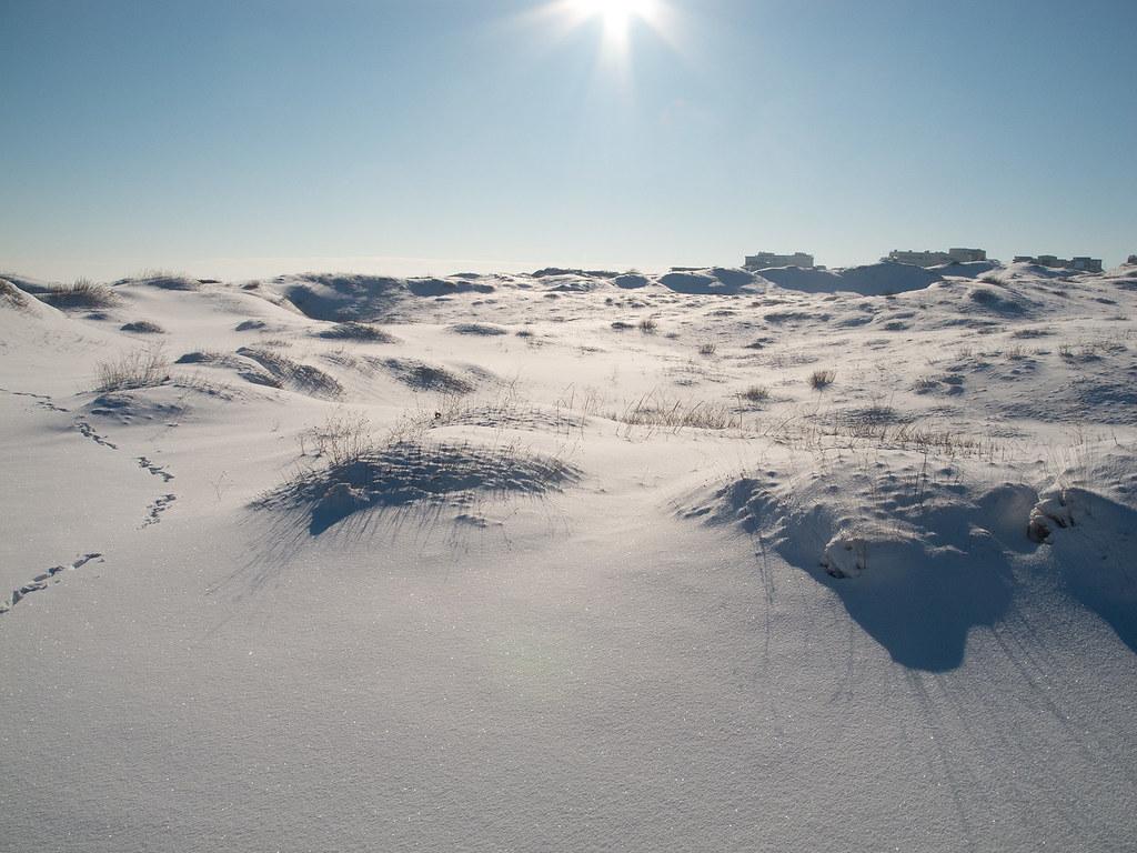 фото: Болгарское, снежное