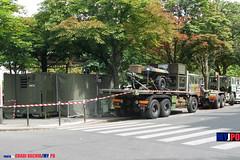 BDQJ09-4617 RENAULT G290 VTL (milinme.myjpo) Tags: frencharmy renault g290 vtl véhicule de transport logistique remorque rm19 trailer bastilleday