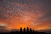 magia salvaje (sophs123.) Tags: easter island isla de pascua rapa nui chile south america sudamerica latinoamerica polynesia sunset sky moai archaeology silhouette skyline summer travel canon canon400d nature landscape shadow clouds