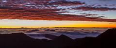 Maui Haleakala sunset (1 of 1) (Warren Bodnaruk) Tags: 2011 crater haleakala hawaii maui sunrise trip vacation