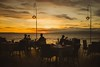Dinner at sunset (Syahrel Azha Hashim) Tags: horizon lombok water settings sony enjoyingtheview indonesia holiday dinnertable simple 2017 ocean dramaticsky mood tropicalisland island colors a7ii view private ilce7m2 sandybeach dof romanticdinner clouds lombokisland shallow sunset beach romantic getaway handheld holidayresortlombok colorimage vacation destination prime light 35mm naturallight moment colorful oceanview beautiful travel secluded sonya7 syahrel senggigi outdoor dinner details tropical detail