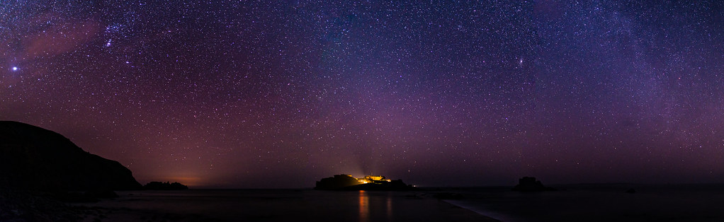 Stars over Clonque