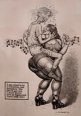 Raised to be a Christian (Robert Crumb) (Antoine Bakx) Tags: robertcrumb