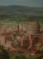 CLEVE (van) Hendrick III ,1580 - Vue sur les Jardins du Vatican et la Basilique St-Pierre (Custodia) - Detail 13 (L'art au présent) Tags: art painter peintre details détail détails detalles painting paintings peinture peintures 17th 17e peinture17e 17thcenturypaintings 17thcentury detailsofpainting detailsofpaintings tableaux custodia custodiafoundation paris france hendrickiiivancleve hendrick hendrickiii cleve vancleve dutchpaintings peintreshollandais dutchpainters jardinsduvatican basiliquestpierre basilique basilica stpierre jardins gardens parc park vatican italie italia italy church panorama landscape house houses maisons figure figures people personnes plaisirs jeux games game fun play pleasure montagnes mountain mountains abruzzes 7collinesderome rome roma sevenhillsofrome saintpierrederome saintpierre