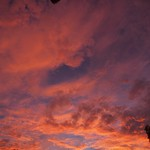 Bright Color Fluffy Sky Clouds thumbnail