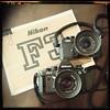 Nikon F3/T and FE2 (Detroit Imagery) Tags: nikon nikonf3 nikonfe2 nikonf3t ishootfilm 35mmfilm 35mm filmisnotdead galaxys7