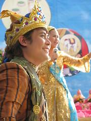 buddha musical (DOLCEVITALUX) Tags: buddhamusical buddha musical presentation mallofasia philippines