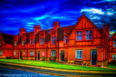 Cross Street (Kevin From Manchester) Tags: england raw village hdr wirral merseyside portsunlight 2015 leverbrothers lordleverhulme kevinwalker