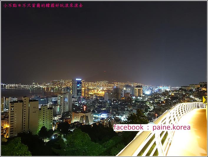 釜山人帶路看夜景