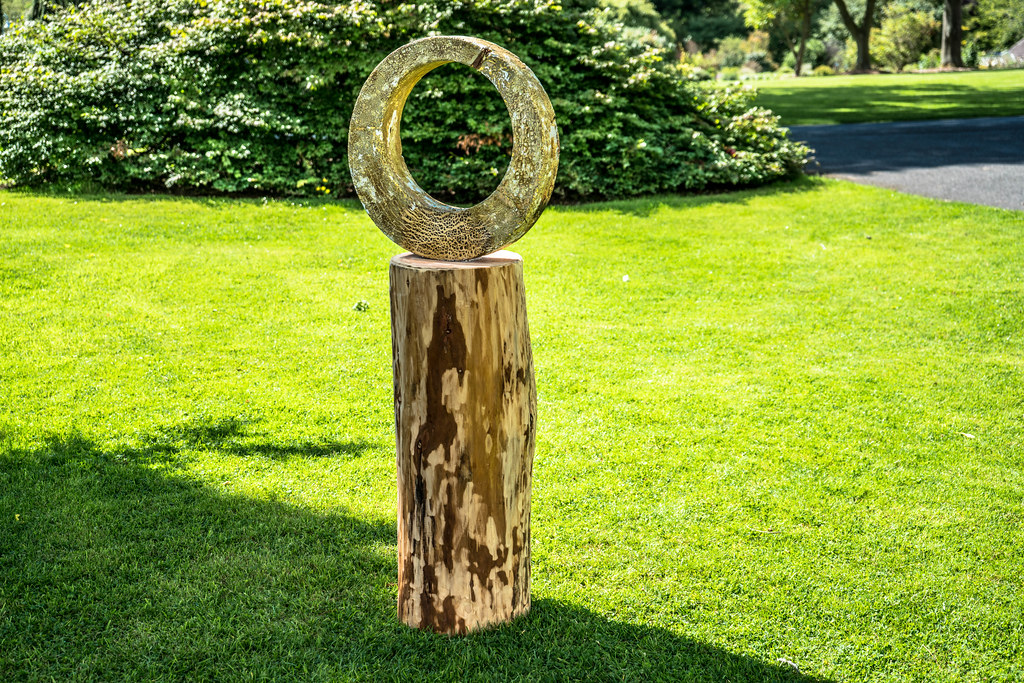 SCULPTURE IN CONTEXT 2015 AT THE NATIONAL BOTANIC GARDENS [UNOFFICIAL PREVIEW] REF-107341