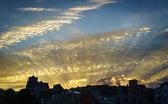 Light (Falcdragon) Tags: light sunset rays crepuscular fe55mmf18 sonya7alpha