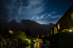 The moon (Emil Gottschlag) Tags: wallpaper sky moon beautiful nikon full hd hdr d5100