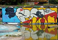 graffiti amsterdam (wojofoto) Tags: streetart amsterdam graffiti ndsm wolfgangjosten wojofoto