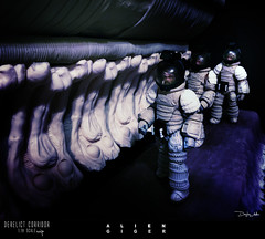 Derelict24 (sith_fire30) Tags: sculpture building computer dallas model eva allen space alien mother corridor aves ripley suit jockey fox ash derelict dayton diorama giger hrgiger prometheus creations shipbuilding sculpt nostromo fixit muthur scratchbuilding sf30 sithfire30