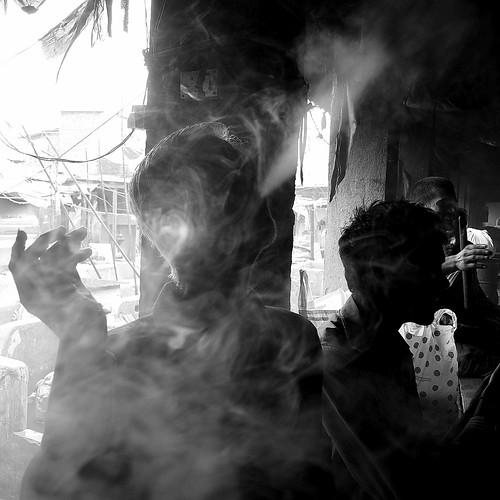 Smoke it off
