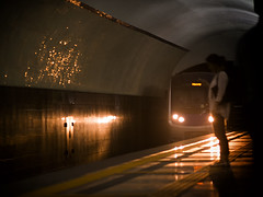 Arriving (monorail_kz) Tags: station train subway metro passenger kazakhstan almaty jupiter37a almaly
