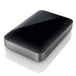 wifiポータブルハードディスクの写真