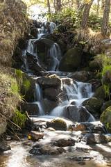 Subida a Cascada del Purgatorio Rascafria Madrid I