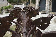 Tonnara di Scopello: ancore in fila (costagar51) Tags: italy italia sicily sicilia trapani castellammaredelgolfo scopello bellitalia anticando contactgroups
