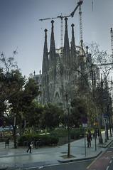 Gaudi's 'Sagrada Familia', #2 (Greatest Paka Photography) Tags: barcelona building church architecture emblem temple spain construction cathedral religion catalonia architect sagradafamilia materialism antoningaudi
