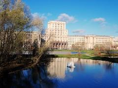 Moscow State technical University (yulong_bobo) Tags: building university kodak russia moscow bauman москва мгту